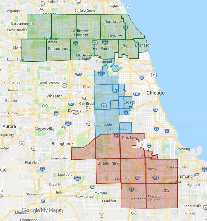 Suburban Cook County Image